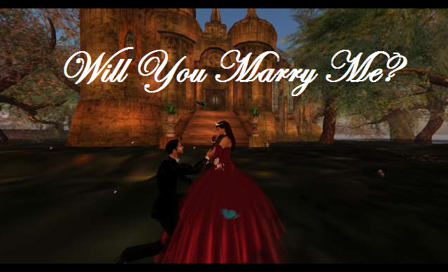 SLE Keeping Romance alive - Will you Marry Me