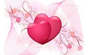 Pink hearts