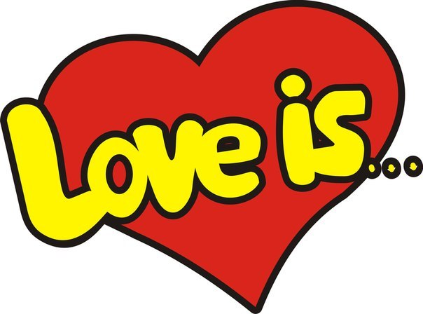 SLE Love Is heart