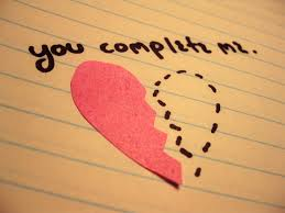 SLE - Love IS you complete me