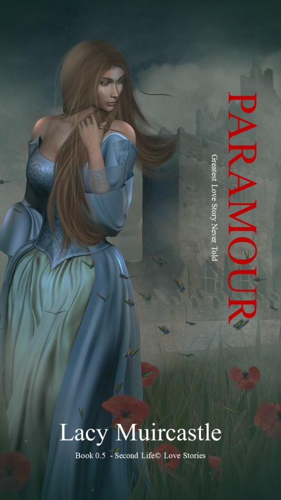 Paramour cover - Book fair